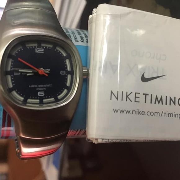Nike Triax unisex Armored II Sports Watch